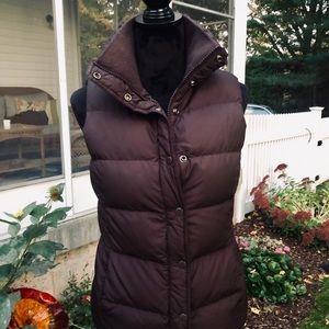J CREW Puffer Vest size xs